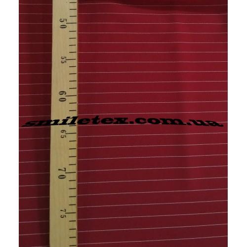 Костюмная Ткань Мадонна (Бордовый)