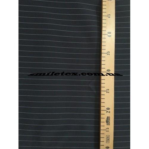 Костюмная Ткань Мадонна (Черный)