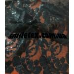 Пайеточная Ткань (Цветы)