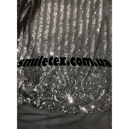 Пайеточная Ткань (Односторонний Купон)