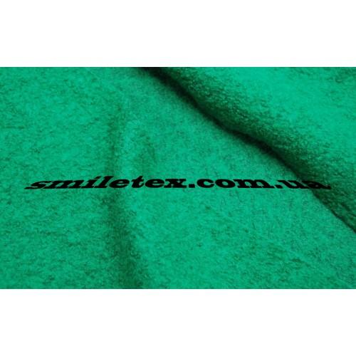 Букле шерсть 3033 (Зеленый)