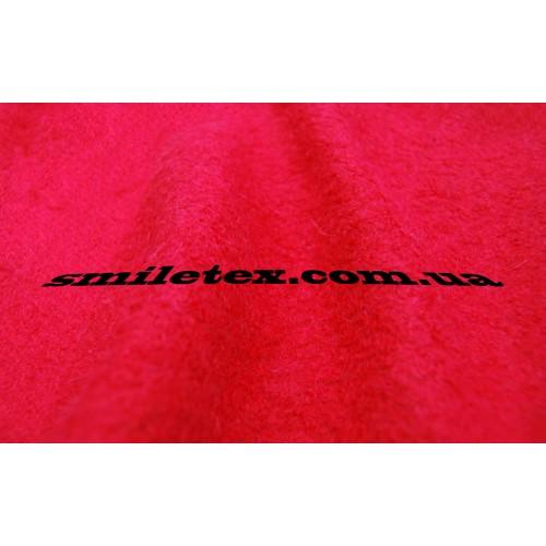 Букле шерсть 3033 (Красный)