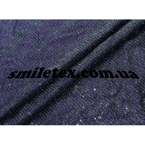 Трикотаж хамелеон (фиолетовый)