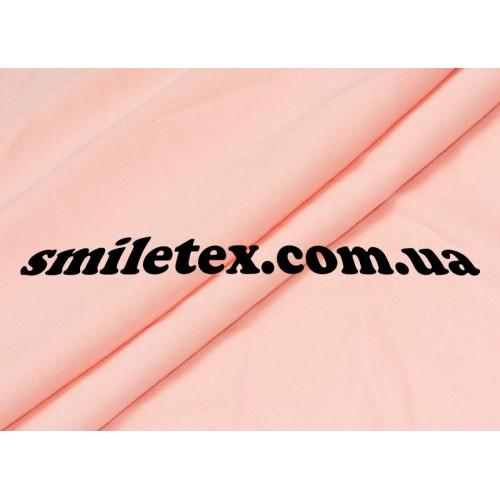 Трикотаж двунитка пенье (нежно розовый)