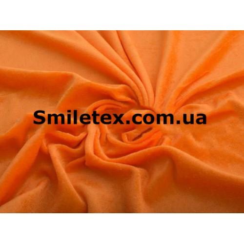Велюр (Оранжевый)