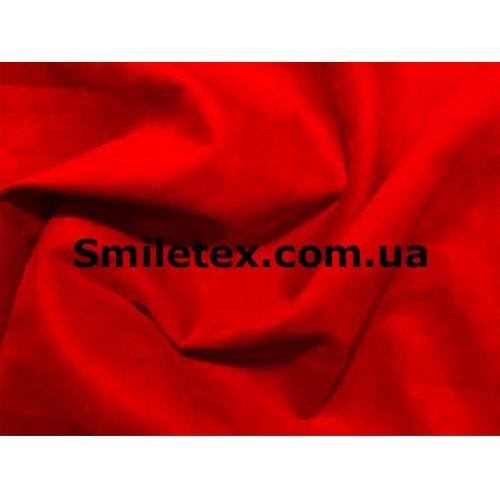 Замша На Дайвинге (Красный)