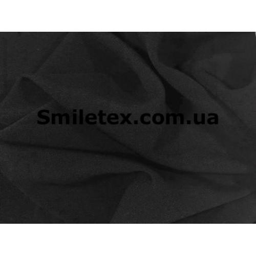 Костюмная Ткань Кристина (Черный)
