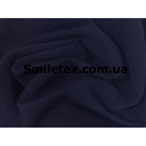 Костюмная Ткань Кристина (Темно Синий)