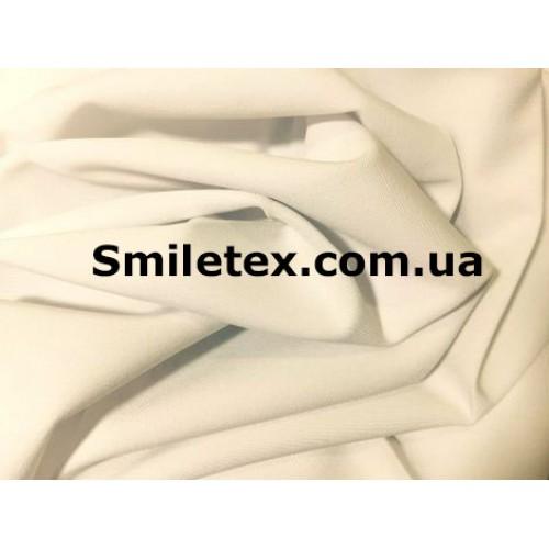 Костюмная Ткань Мадонна(Молочный)
