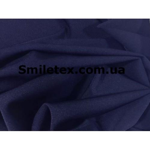 Костюмная Ткань Мадонна(Темно Синий)
