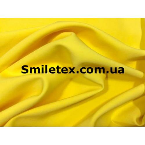 Креп Костюмка (Желтый)