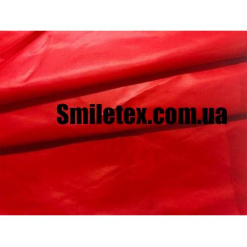 Плащевка Лак (Красный)