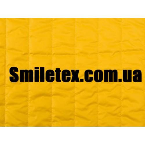 Плащевка Стеганая (Жёлтый)