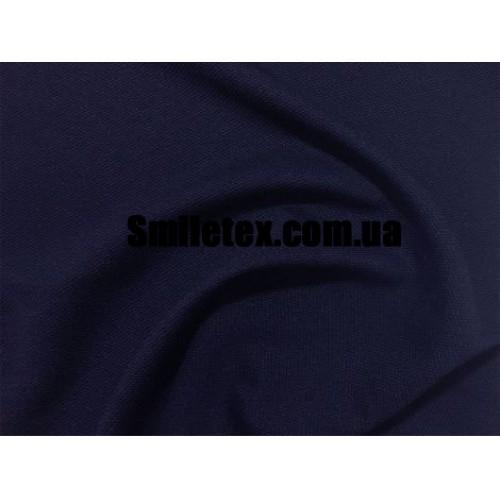 Трикотаж Соты (Тёмно Синий)