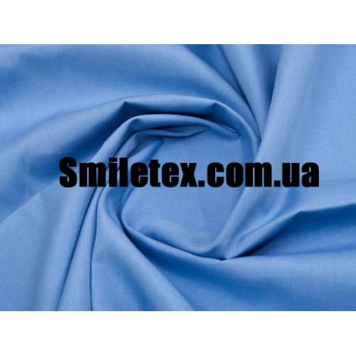 Рубашечная Ткань (Голубой)
