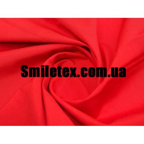 Рубашечная Ткань (Красный)