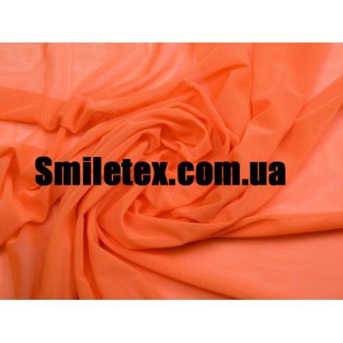 Стрейч Сетка (Оранжевый)